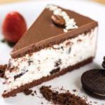 Biscuit milk cake