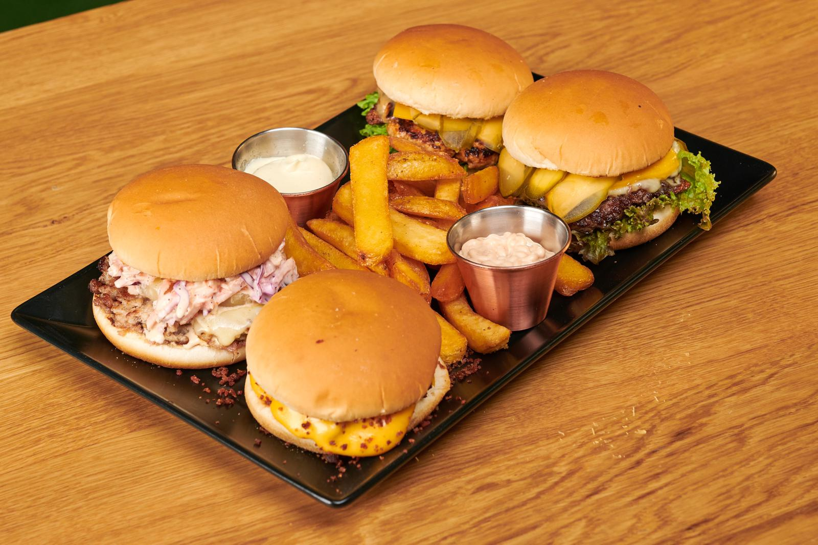 mix burgeri medias