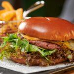 Verdino Burger Vegetariano